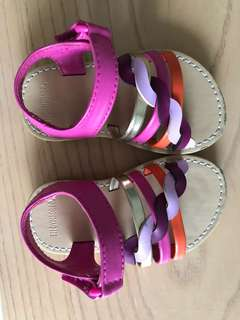 Baby girl Shoes size 4 EU19.5