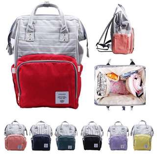 Diapers backpack