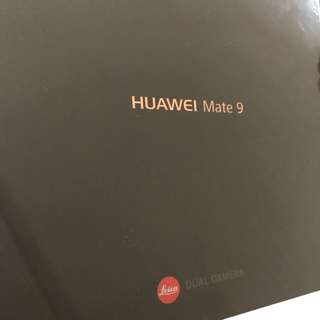 全新Huawei Mute 9