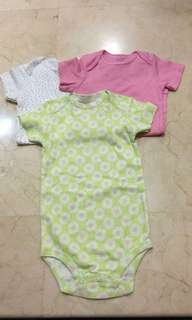 Bundle BN Carter's 18mth Romper