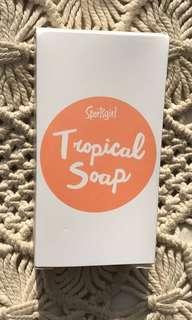 Vegan Friendly Tropical Soap