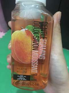 Bath n Body Works Gentle Foaming Handsoap