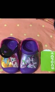 Crocs my little pony