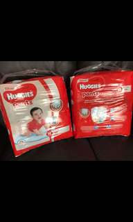 Huggies (Silver) Pants