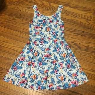 Floral Dress Size 8