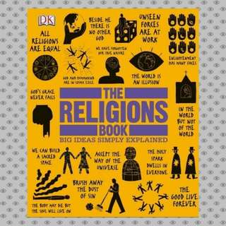 The Religions Book DK Publishing [eBook]
