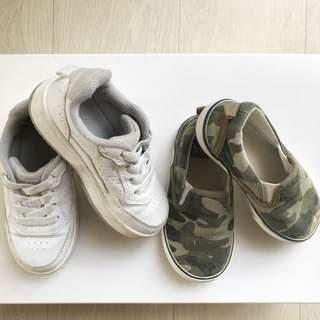 [Pre-loved] BabyGap & H&M Toddler Shoes