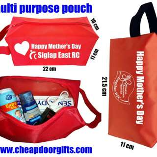 Multi purpose pouch