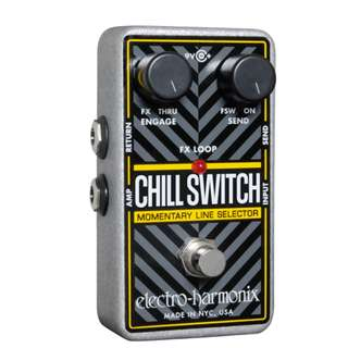 EHX Pedal Chill Switch Line Selector