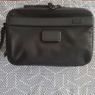 Tumi Alpha 2 Clutch / Handbag / Pouch ORIGINAL / AUTHENTIC