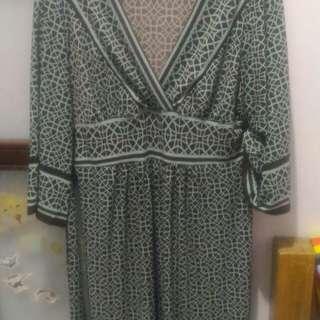 Preloved Plus size blouse