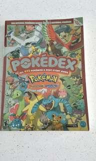 The Official Pokemon Kanto Guide & National Pokedex