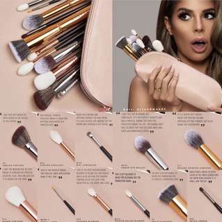 Laura Lee x Morphe Brushes