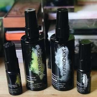 Skindinavia Primer or Setting Spray