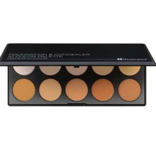 Bh Cosmetic Foundation & Concealer Palette