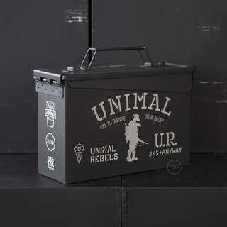 unimal metal tool box