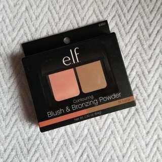 Elf Blush and Bronzing Powder
