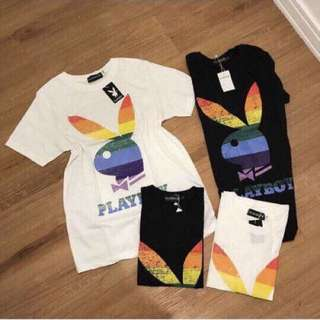 Playboy black size m