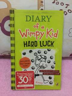 Diary Of A Wimpy Kid (Hard Luck)