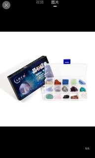 Natural crystal samples