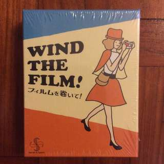Wind The Film card game