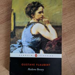 Madame Bovary by Gustave Flaubert Penguin Classics