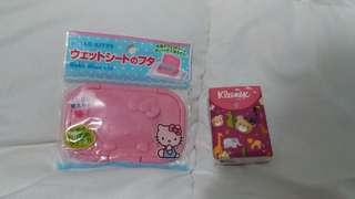 kitty濕紙巾蓋