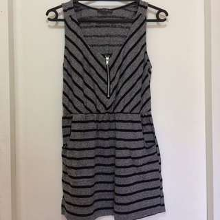 Forever21 Zipper Dress
