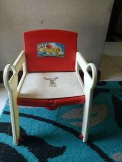 chair cum potty trainer