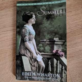 Summer by Edith Warton