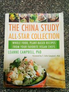 The China Study All star cook book collection