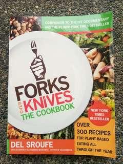 Forks over Knives Cook book