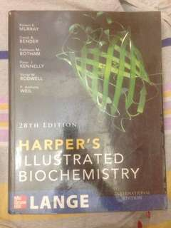 Harper's Illustrated Biochemistry 28th Edition