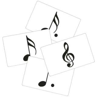 Musical Flash Card fo baby