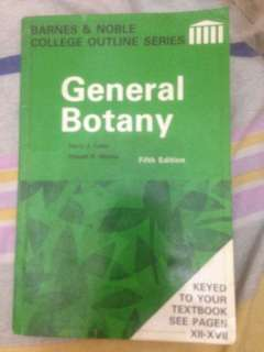 General Botany - 5th Edition