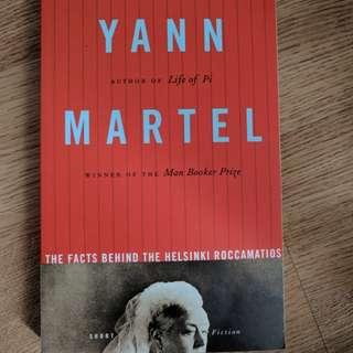 The Facts Behind the Helsinki Roccamatios by Yann Martel