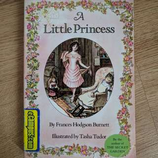 A Little Princess by Frances Hodgson Bernette