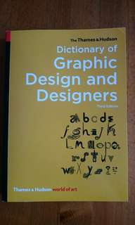 Dictionary of Graphic Design