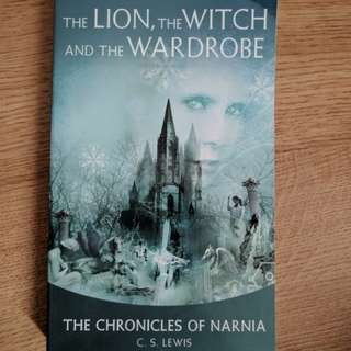 The Lion the Witch and the Wardrobe by C.S. Lewis