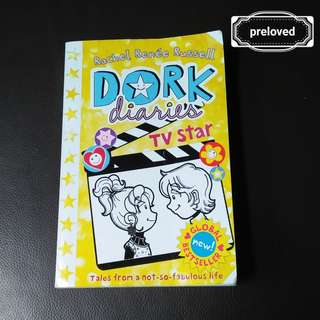 Dork Diaries TY Star by Rachel Russell