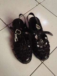 Jelly shoes from bangkok