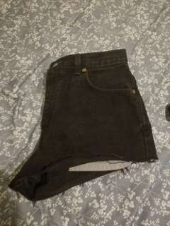 Vintage Levis highwasited shorts