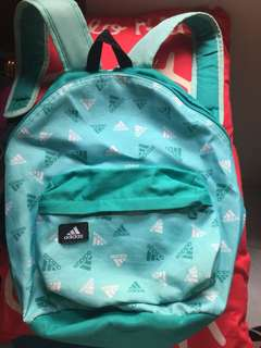 Adidas backpack (authentic)