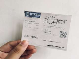 The Script 2018
