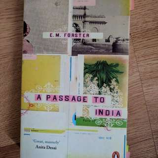 A Passage to India by E.M.Forster