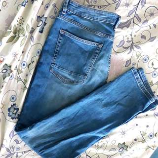 Maong jeans (Pull&Bear)