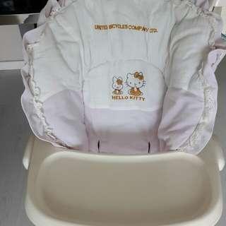 Combi High Chair Convertible