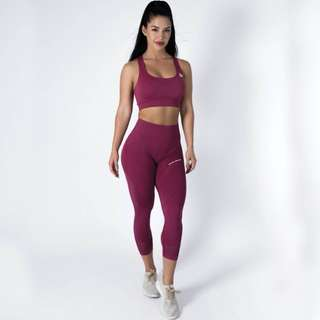 Muscle Nation Seamless Crop