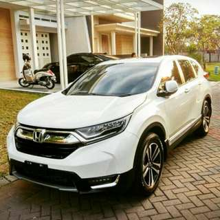 ALL NEW HONDA CR-V 1.5 TURBO PRESTIGE CVT 2018 BRIO MOBILIO JAZZ CRV HRV BRV HR-V BR-V CITY ODYSSEY CIVIC S E RS MT AT HATCHBACK CVT TURBO PRESTIGE 2018