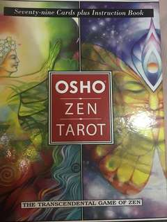 Osho Zen Tarot - The Transcendal Game of ZEN